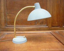 Lampe de bureau ancienne Vintage 1960's