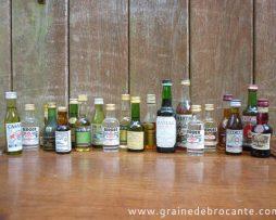 Mignonette alcool