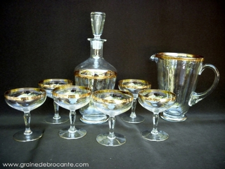 coupe a champagne anciennes