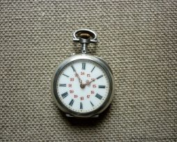 montre ancienne de femme pendantif