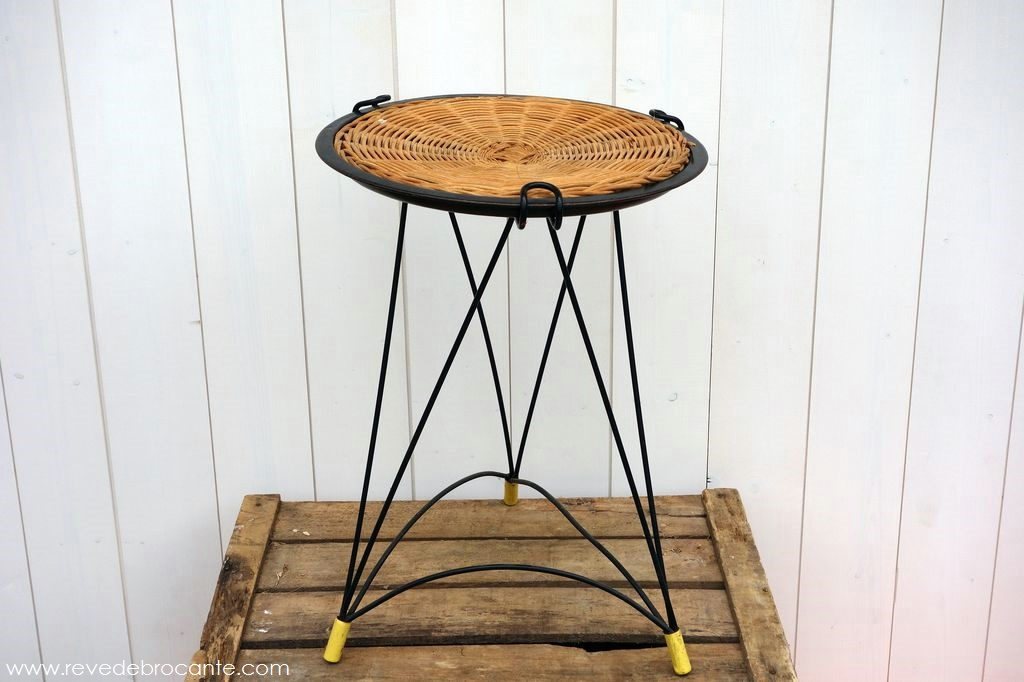 Petite Table Vintage R Ve De Brocante