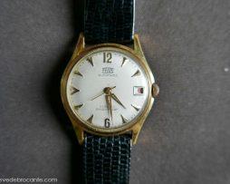montre homme années 50 Vintage suisse