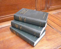 Dictionnaire Quillet de la langue française, en 3 volumes