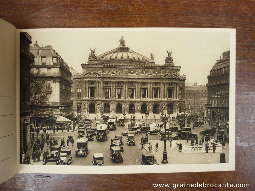 Cartes postales anciennes - Paris