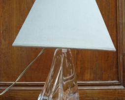 Lampes en cristal