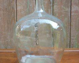 lampe en pied de bouteille