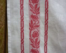 serviette de table tissu