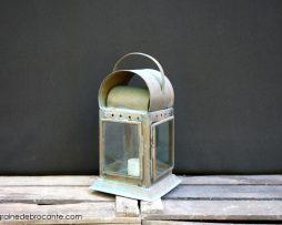 lanterne ancienne en cuivre