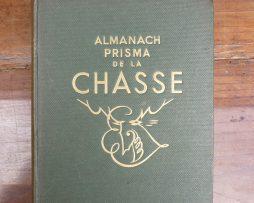 Almancach prisma de la Chasse