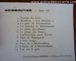 carte anciennes noirmoutier