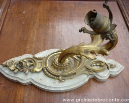 applique en bronze