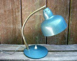 lampe bureau vintage avec flexible