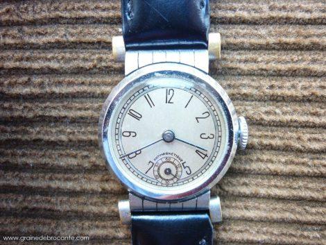 montre suisse pour femme des années 60