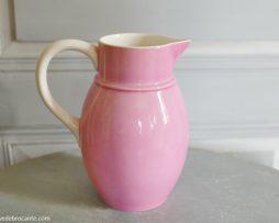 broc à eau vintage