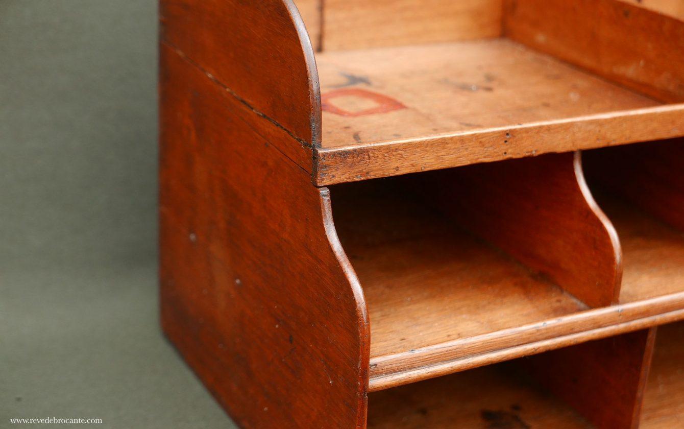 meuble de rangement de bureau ann es 50 r ve de brocante. Black Bedroom Furniture Sets. Home Design Ideas